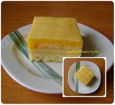 Sunquickové rezy Tiramisu, Cheesecake, Desserts, Food, Retro, Tailgate Desserts, Deserts, Cheesecakes, Essen