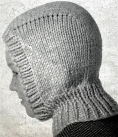 Balaclava, usually knitted by your Mum. I had one but never knew that my Great Great Grandfather was actually at the Battle of Balaclava during the Crimean War in the See John Brodie related Pins below. Knitted Balaclava, Knitted Hats, Vintage Knitting, Free Knitting, Vintage Boys, My Childhood Memories, Retro, Knitting Patterns, Crocheting Patterns