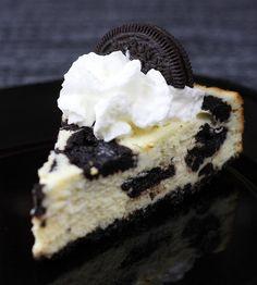 Oreo Cheesecake! (recipe) #oreo  #cheesecake #recipe #cheesecakes