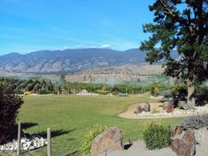 See Ya Later Ranch Winery & Vineyards, Oliver BC.  Enjoyed a fabulous lunch on the patio....oh and some wine.