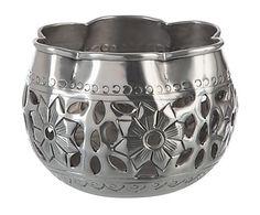"""Świecznik na tealighty """"Flakes"""", Ø 13, wys. 10 cm"""