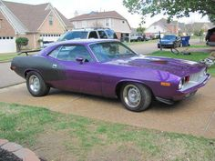 1e5a50ca1e 1973 Plymouth Barracuda 440 My dream car and color!(: Diesel Fuel, Plymouth