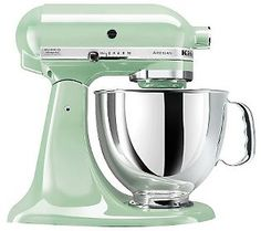 KitchenAid Artisan KSM150PSPT Tilt-Head Mixer -Pistachio Green