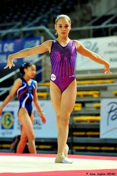 FRANCE - Claire Martin - Gymnastique