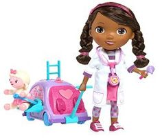 Doc McStuffins toys get them now for the Holidays!