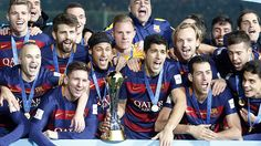 FC Barcelona have the most international titles in world football