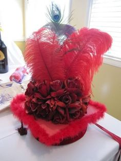 Red Hat Society Queens & Members Board - Hat Themes: Hat made by RowdyRed (page 3)