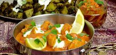 Kanaa tikka-masala Thai Red Curry, Salsa, Main Dishes, Recipies, Healthy Eating, Ethnic Recipes, Nepal, Food, Kitchens
