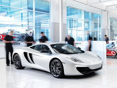 McLaren. Fastest car on the road. Despite the fact that they cost approximatly anywhere from 500,000 to 1,000,000... I WILL own one someday.