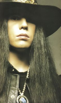 The Man in the Hat .... Ian Astbury, The Cult.