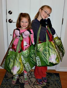 Create Blessing Bag Meals to have on hand in your car or donate to a homeless shelter to reach out to those in need.