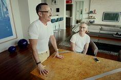 Gary and Scott