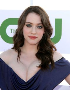 Kat Dennings Showing her assets at CW ^*^