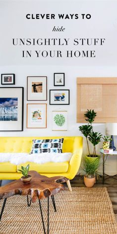 No matter how cool your new Mid Century-style sofa is, what great architectural details your pad has, or what a stellar job you did decorating the place with the perfectly placed tchotchkes, there are...