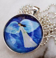 Enter to win: My Guardian Angel Pendant | http://www.dango.co.nz/s.php?u=ySnki7IN3597