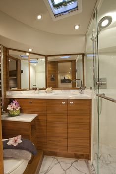 | Insight Design Group | Private Yacht - Gibsons, BC, Canada