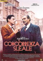 Concorrenza sleale (2001) - Ettore Scola.