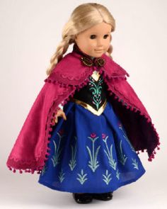 Unique Doll Clothes for American Girl Dolls | www.Sweetie Cheeks.com