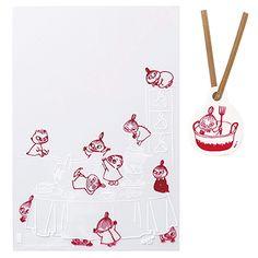Seethrough bag S〈Moomin〉
