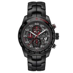 TAG Heuer Carrera Heuer 01 Ayrton Senna Limited Edition - 30 years after Senna's first victory in Monaco TAG launches the TAG Heuer Carrera Heuer 01 Ayrton Senna Limited Edition - Your Watch Hub