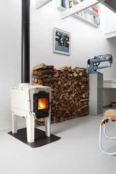 Tilestove small | Collection | Weltevree