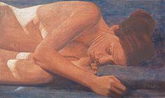 Muestra de pintura de Pedro Fausto en Tijarafe (la Palma)