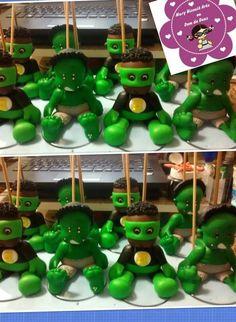 super heroes hulk e lanterna verde