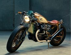 Honda CX 500 Cafe Racer || By Kingston Custom Motorcycles. Click image for more