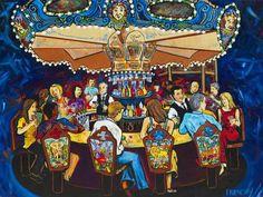 Frenchy's Monteleon's Carousel Bar