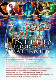 UNITED PROGRESSIVE FRATERNITY'S LATEST ANNOUNCEMENT!!   http://powerofprog.com/profiles/blogs/united-progressive-fraternity-s-latest-announcement