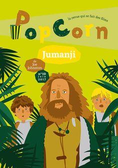 PopCorn, la revue qui se fait des films, trimestrie, 7 €