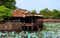 Tu duc tomb in Hue in Vietnam is best place to visit while taking tours to Hue in Vietnam. Tu duc tomb is one of tombs of Nguyen Emperors in Hue in Vietnam