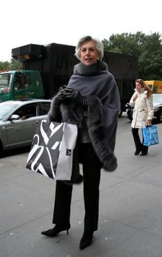 ADVANCED STYLE: October 2008