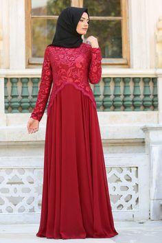 Hijab Evening Dress, Evening Dresses, The Dress, High Neck Dress, Dress Brokat, Kebaya Brokat, Kebaya Hijab, Black Hijab, Muslim Women Fashion