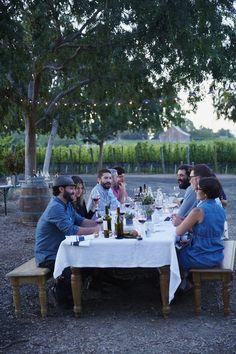 The team from Healdsburg's Scopa restaurant #myopenkitchen