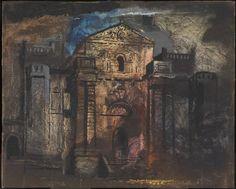 John Piper 'Seaton Delaval', 1941 © Tate