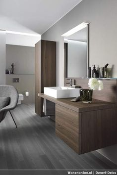 Duravit brengt met Delos meer huiselijkheid in de #badkamer