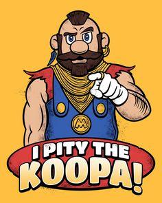 I Pity the Koopa!