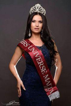 Mrs. Universe Malta 2015 - Mary Grace Micallef