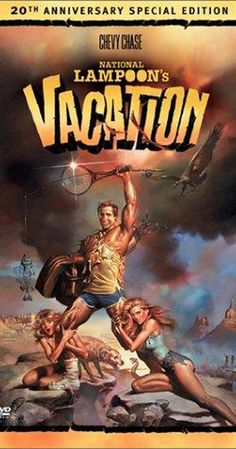Directed by Harold Ramis.  With Chevy Chase, Beverly D'Angelo, Imogene Coca, Randy Quaid. The Griswold family's cross-country drive to the Walley World theme park proves to be much more arduous than they ever anticipated.