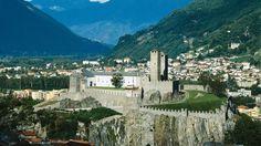 Castles of Bellinzona - Switzerland Tourism