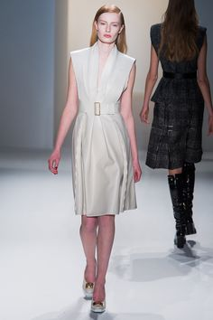 Calvin Klein Collection Fall 2013 RTW - Review - Fashion Week - Runway, Fashion Shows and Collections - Vogue - Vogue