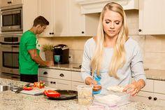 programme alimentaire gain de poids femme
