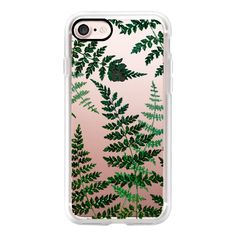 Botanical Bliss Phone Case - iPhone 7 Case, iPhone 7 Plus Case, iPhone... ($40) ❤ liked on Polyvore featuring accessories, tech accessories and android case
