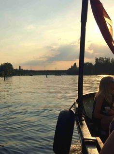 berlin mueggelsee sonnenuntergang Berlin, Sunset
