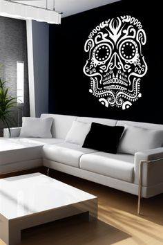 Looking up wall decals for a project and came across this- it's sick.