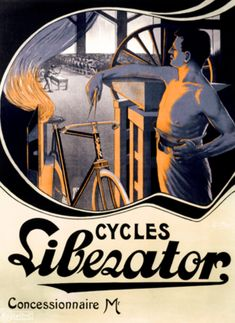 Cycles Liberator ~ Achilles Butteri