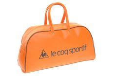 Bowler Bag Vintage - Orange  #Lecoqsportif #accessories #bag #bowler #gym