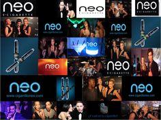Cigarrillo Electrónico NEO en Cannes, Verano 2013.