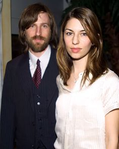 sofia coppola and spike jonze in the 90s | Let's Celebrate Love